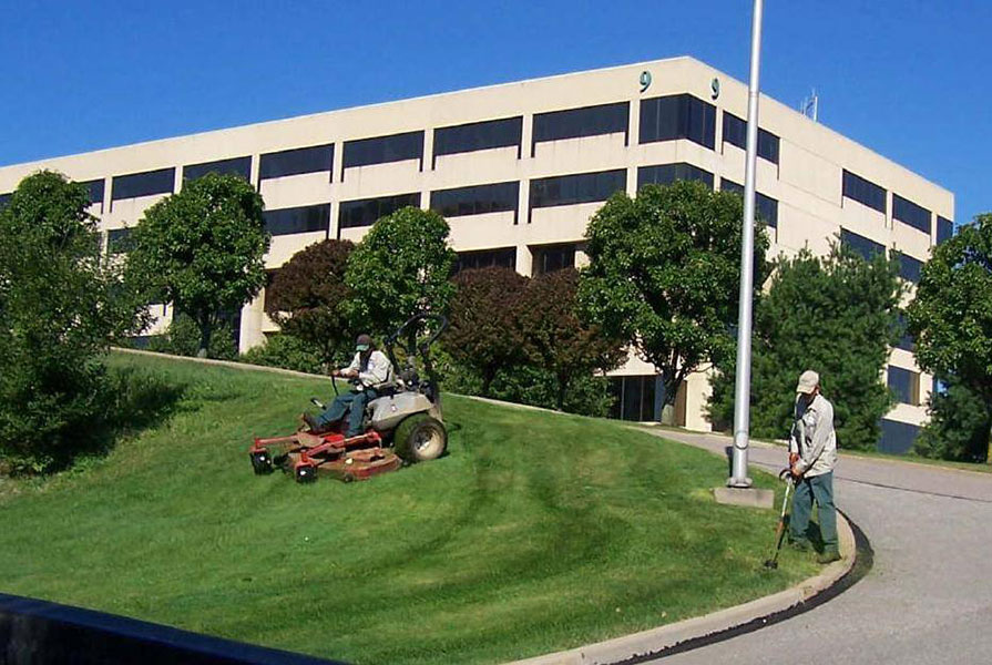 Pics for commercial landscaping for Commercial landscaping