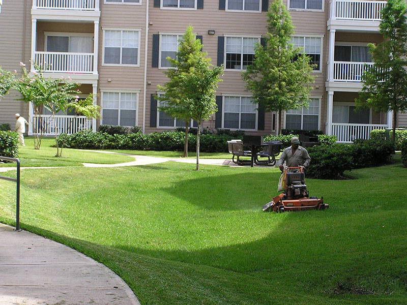 commercial landscaping maintenance mowing myrtle beach